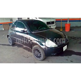 Foto venta carro Usado Ford ka 1.6 (2007) (2007) color Negro