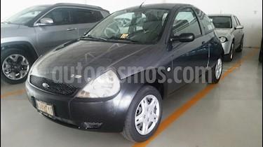 Foto venta Auto usado Ford Ka 1.6 Dh Ac (2006) color Gris Oscuro precio $45,000