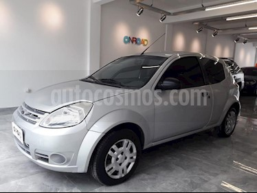 Foto venta Auto usado Ford Ka 1.6 Fly Viral (2008) color Gris Claro precio $140.000