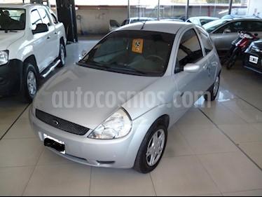 Foto venta Auto usado Ford Ka 1.6 Plus (2005) color Gris Claro