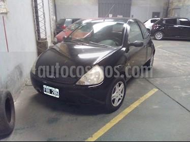 Foto venta Auto usado Ford Ka 1.6L Plus (2005) color Negro precio $90.000