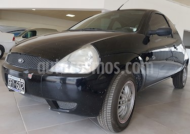 Ford Ka 1.6L Tattoo Plus usado (2007) color Negro precio $160.000