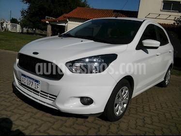 Ford Ka 1.5L SE usado (2018) color Blanco Oxford precio $530.000
