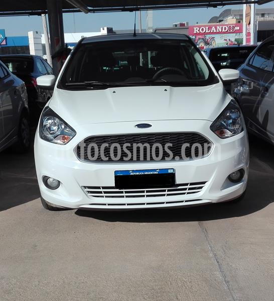 Ford Ka 1.5L SE usado (2018) color Blanco precio $900.000