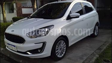 Ford Ka 1.5L SEL usado (2019) color Blanco precio $815.000