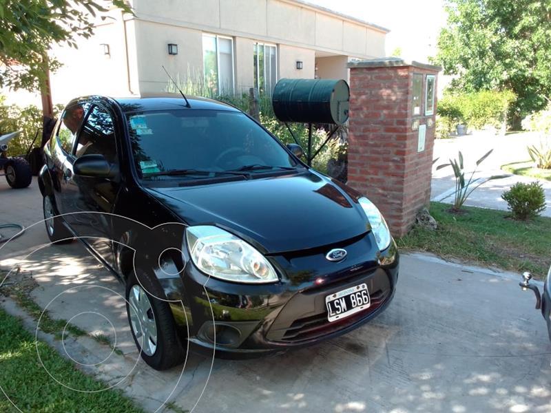 Ford Ka 1.6L Fly Viral usado (2012) color Negro precio $519.000