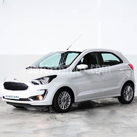 Ford Ka 1.5L SEL usado (2019) color Blanco precio $760.000