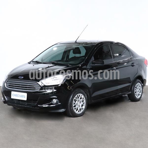 Ford Ka 1.5L S usado (2018) color Negro precio $934.000