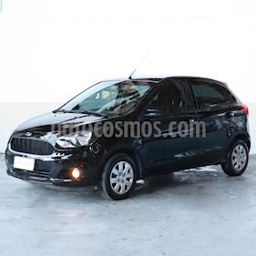 Ford Ka 1.5L SE usado (2017) color Negro precio $550.000