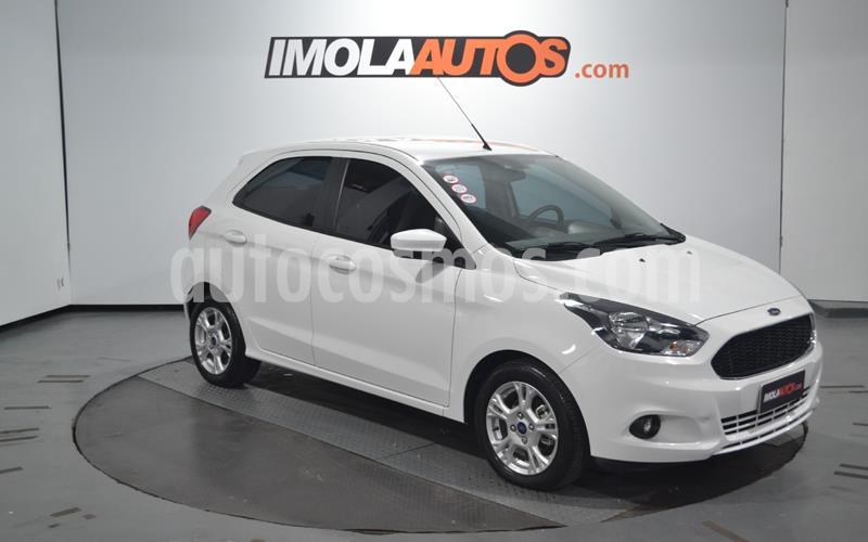 Ford Ka 1.5L SEL usado (2018) color Blanco Oxford precio $1.200.000