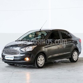 Ford Ka 1.5L SE Aut usado (2019) color Negro precio $725.000