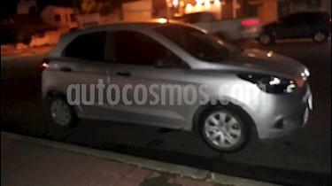 Ford Ka 1.5L S usado (2018) color Plata Estelar precio $650.000
