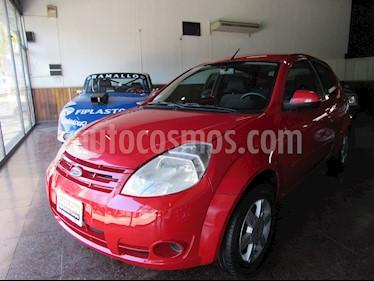 Ford Ka 1.6L Top Pulse usado (2011) color Rojo Bari precio $329.800