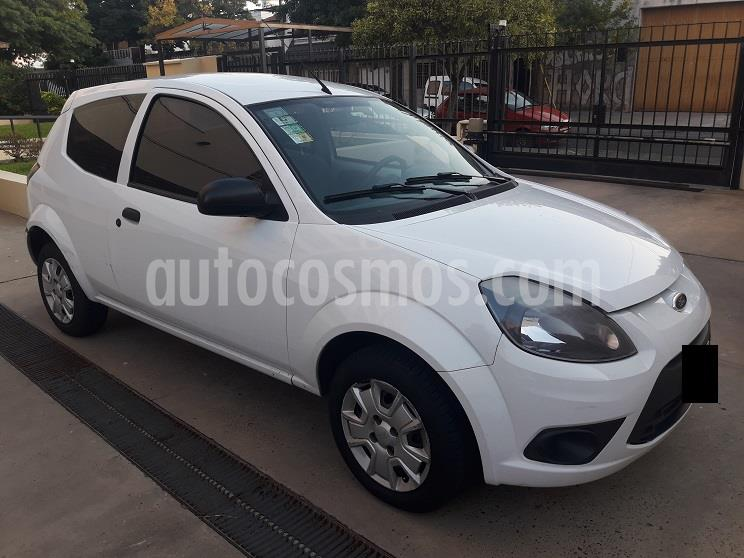 Ford Ka 1.6L Fly Viral usado (2013) color Blanco Oxford precio $349.900