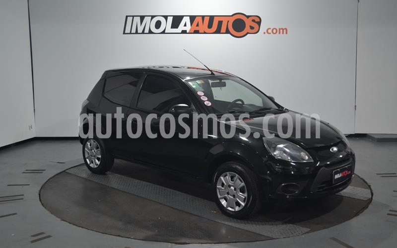 Ford Ka 1.0L Fly Plus usado (2010) color Negro Ebony precio $400.000