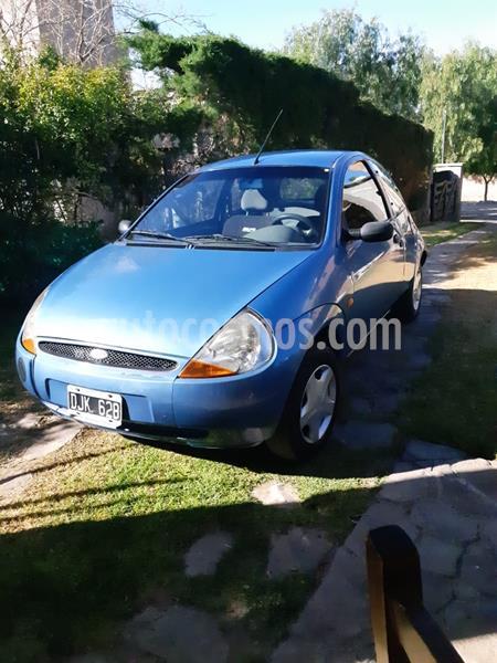 foto Ford Ka 1.0L Image usado (2000) color Azul precio $215.000