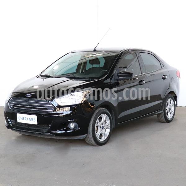 Ford Ka 1.5L SEL usado (2017) color Negro Ebony precio $948.000