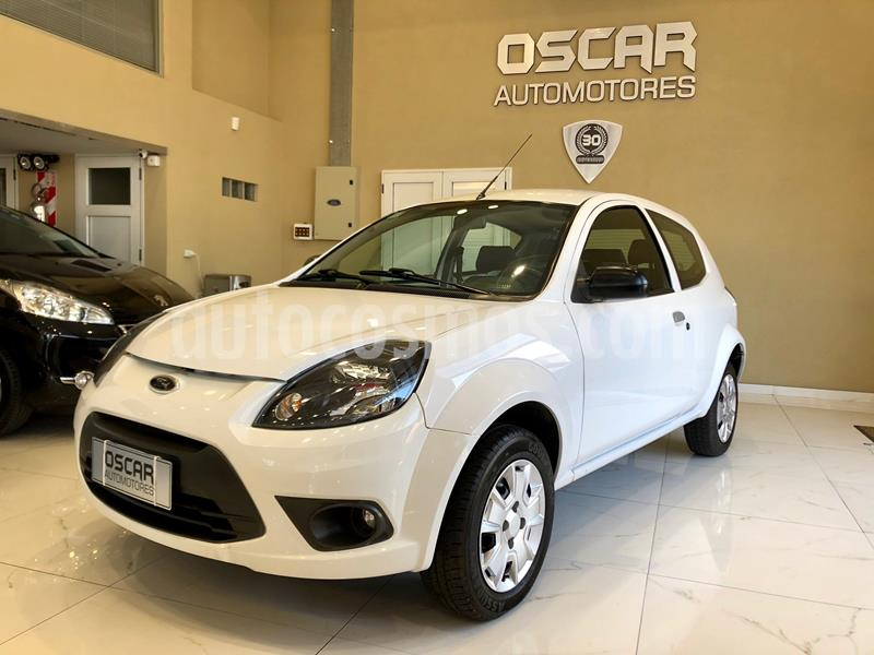 Ford Ka 1.6L Fly Viral usado (2013) color Blanco Oxford precio $579.000