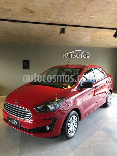 Ford Ka 1.5L S usado (2020) color Rojo precio $1.273.388