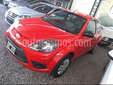 Ford Ka 1.0 Fly Plus usado (2014) color Rojo precio $330.000