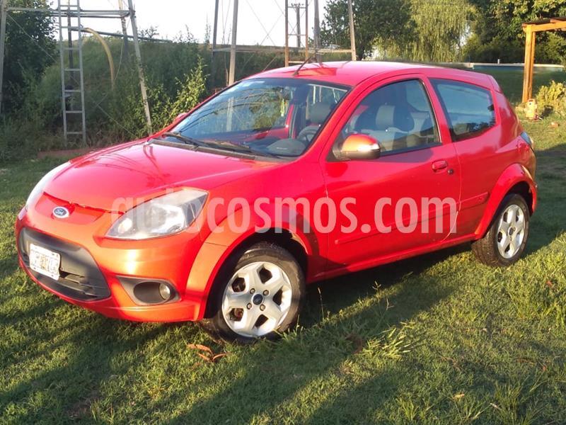 Ford Ka 1.6L Top Pulse usado (2013) color Rojo precio $380.000