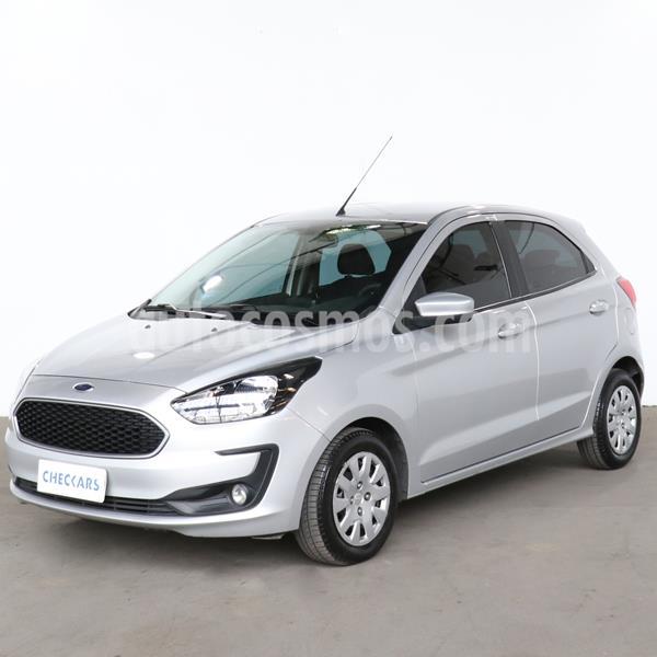 Ford Ka 1.5L SE usado (2019) color Plata precio $1.010.000