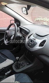 Ford Ka 1.5L S usado (2017) color Plata Estelar precio $470.000