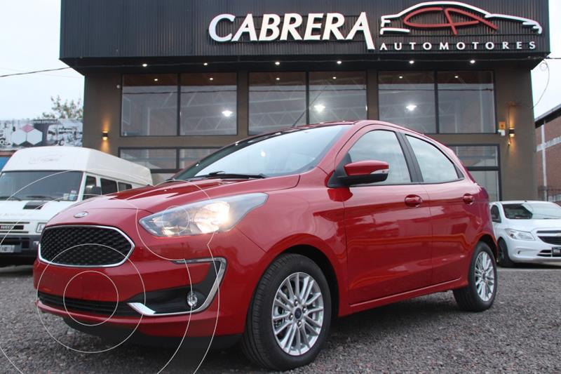 Ford Ka Null usado (2020) color Rojo precio $1.650.000