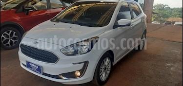 Ford Ka KA 1.5 SEL AUT L/18 usado (2019) color Blanco precio $935.000
