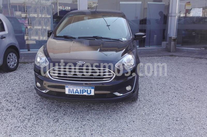 Ford Ka 1.5L SEL usado (2019) color Negro Perla precio $1.118.000