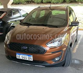 Ford Ka 1.5L SEL usado (2020) color Marron precio $920.000