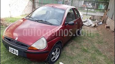 Ford Ka 1.0L Base usado (2001) color Rojo precio $107.000