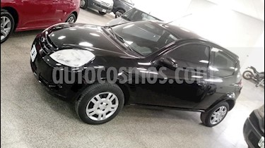 Ford Ka 1.0 Fly usado (2011) color Negro precio $275.000
