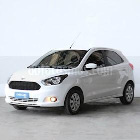 foto Ford Ka 1.5L SE usado (2016) color Plata Estelar precio $483.000