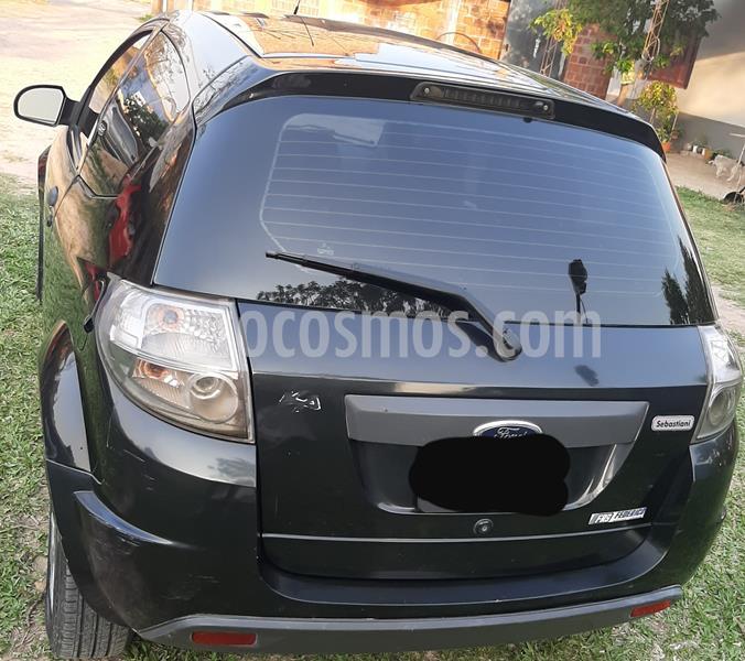 Ford Ka 1.0L Fly Plus usado (2014) color Negro precio $350.000