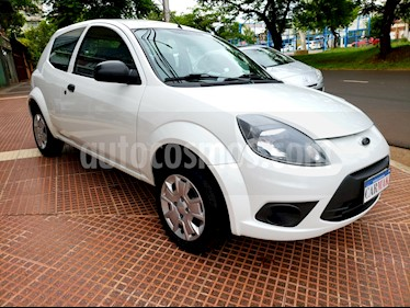 Ford Ka 1.0L Fly Plus usado (2013) color Blanco precio $289.990