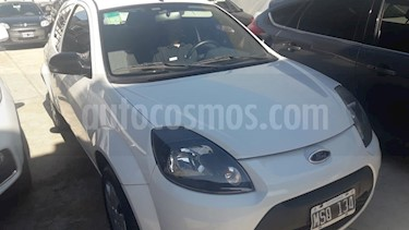 Foto Ford Ka 1.0L Fly Plus usado (2013) color Blanco precio $258.000