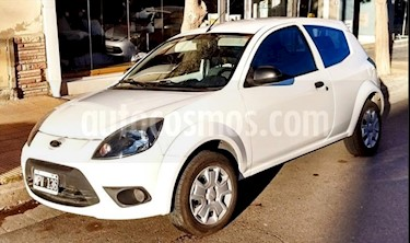 Ford Ka 1.0L Fly Plus usado (2013) color Blanco Oxford precio $315.000
