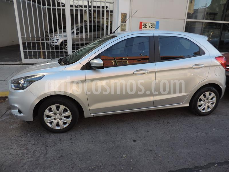 Ford Ka 1.5L SE usado (2017) color Plata Estelar precio $749.900