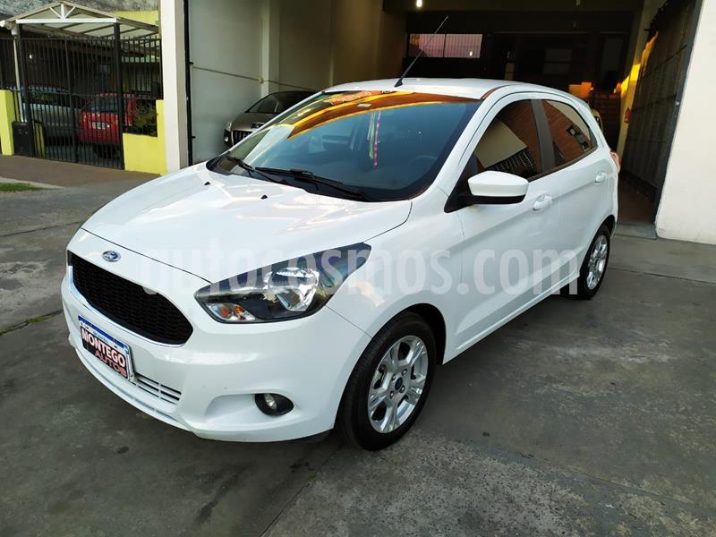 Ford Ka 1.5L SEL usado (2018) color Blanco Oxford precio $1.095.000