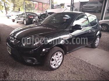 Ford Ka 1.0 Fly Plus usado (2014) color Negro precio $330.000