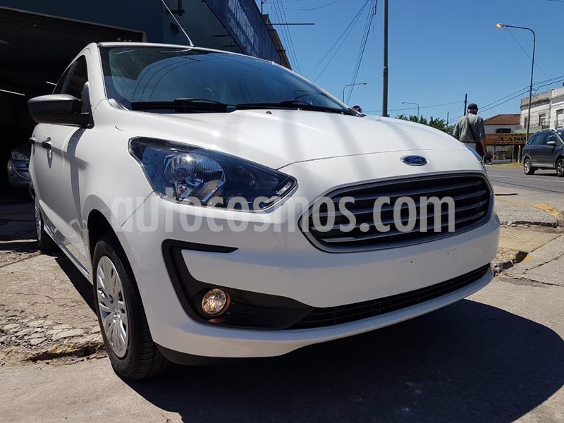 Ford Ka 1.5L SE usado (2020) color Blanco Polar precio $1.100.000