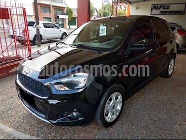 Ford Ka 1.5L SEL usado (2017) color Negro Ebony precio $680.000