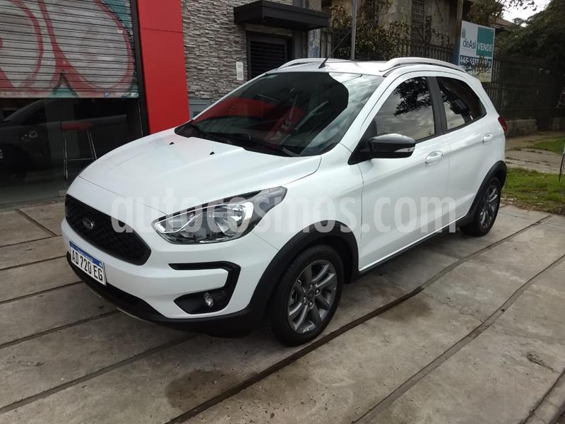 Ford Ka 1.5L SEL usado (2019) color Blanco precio $1.400.000