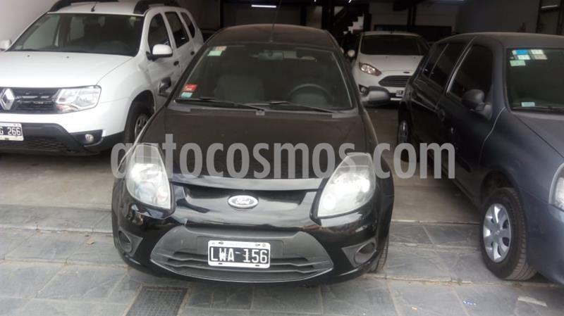 Ford Ka 1.0 Fly Viral  usado (2012) color Negro precio $350.000
