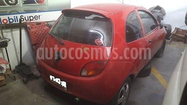 Foto venta Auto usado Ford Ka Clx 1.3L (1999) color Rojo precio $400.000
