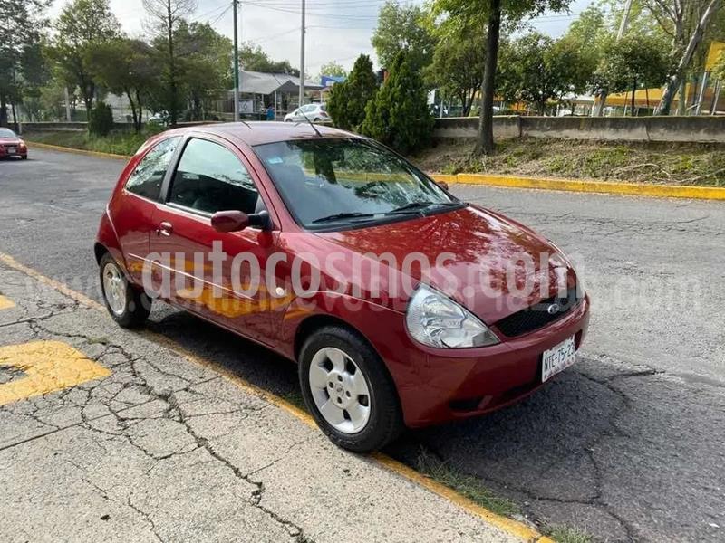 Ford Ka 1.6 Equipado usado (2008) color Rojo precio $42,000