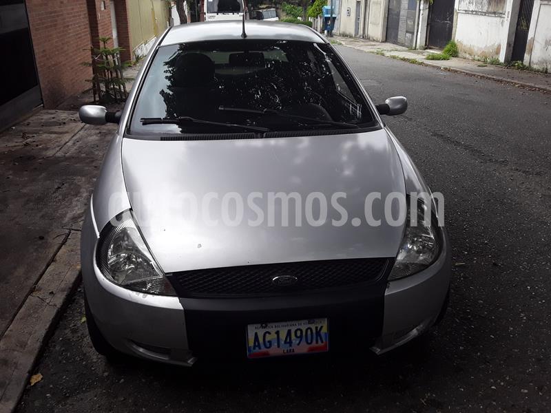 Ford ka 1.6 usado (2007) color Plata precio u$s1.800