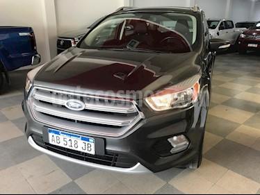 Foto venta Auto usado Ford Kuga 2.0L SEL 4x4 (2017) color Gris Oscuro precio $1.140.000