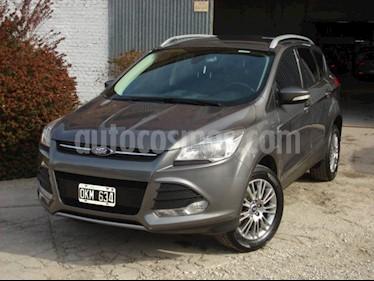 Foto venta Auto usado Ford Kuga 2.0L SEL 4x4 (2014) color Gris Oscuro precio $390.000